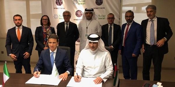 Green Holding sbarca negli Emirati Arabi: firmato accordo di sviluppo progettuale