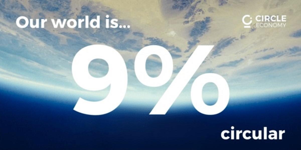 Vincenzo Cimini - Solo il 9% dell'economia è davvero circolare